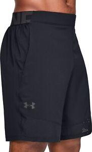 Under Armour Vanish Woven Mens Training Shorts - Black