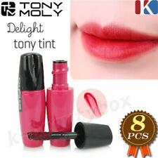 TONYMOLY Delight Tony Tint 5g #Red 8pcs Lip Tint Lip Stain Korean Cosmetics