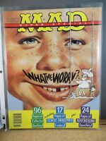 Vintage Mad Magazine Full Issue Super Special November 1992 What Me Worry Mad-10