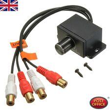 Universal Para El Coche Amplificador De Audio Bajo RCA Nivel Mando