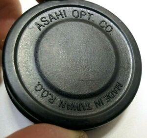 Pentax Rear Lens Cap for 24mm 28mm Takumar slip on type genuine Asahi Opt Co
