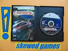 Need For Speed Carbon - cib - XBox 360 Microsoft
