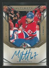 2014-15 Ultimate Collection Retro Signature Max Pacioretty Auto