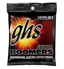 6 x GHS BOOMERS GB M MEDIUM 011-050 E-Gitarre Saiten Strings NEU!! OVP!!