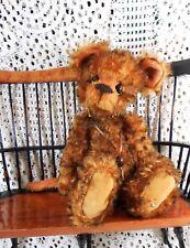Very Cute Kaycee Bear Limited Edition Seville 15/25 Mohair Mouse Bear
