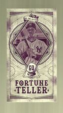 2018 Topps Gypsy Queen-Fortune Teller-Aaron Judge-Yankees-NM