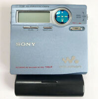 Sony Walkman MZ-R910 TYPE-R MD Recorder Minidisc TESTED Working Good F/S