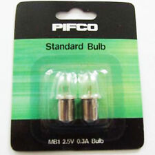 Standard 1.5V Light Bulbs