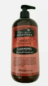 RENPURE Cleansing Conditioner SWEET POMEGRANATE 16 oz Sulfate-Free Non-Foaming