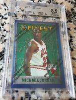 MICHAEL JORDAN 1995 Topps Finest BGS 8.5 9 9.5 Chicago Bulls HOF 6x Champion MVP