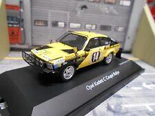 OPEL Kadett C Coupe GT/E Safari Rallye 1976 #14 Aaltonen Pitz Schuco RAR ! 1:43