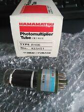 Photomultiplicateur - Photomultiplier Hamamatsu R106