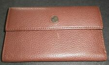 PORTAFOGLIO - DONNA - VINTAGE - LUMBERJACK - PELLE - GENUINE LEATHER - WALLET