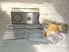 VINTAGE DAYTON FUEL TRIMMER HEATING COOLING THERMOSTAT UNUSED IN BOX