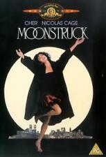 Moonstruck Dvd Cher Brand New & Factory Sealed