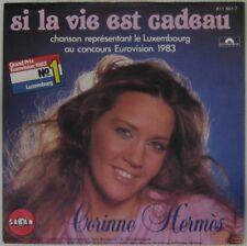 Corinne Hermès 45 Tours Eurovision 1983