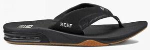 Reef Fanning In Black/Silver