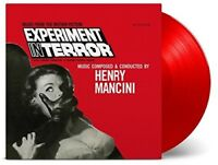 HENRY OST/MANCINI - EXPERIMENT IN TERROR (BLOOD RED VIN  VINYL LP NEW+)