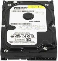 160 GB SATA Western Digital WD1600JS-55NCB1 Festplatte  #W160-0745
