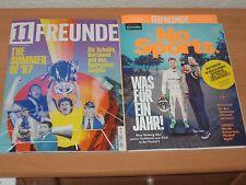 2 Sport Zeitschriften 11 FREUNDE Mai 2017 + No Sports März 2017 NEUWERTIG!