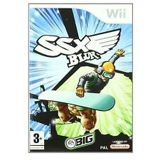 Nintendo Wii PAL version SSX Blur