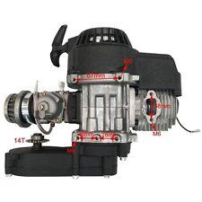 49CC ENGINE w/TRANSMISSION POCKET MINI ATV BIKE SCOOTER T8F 14T Mini Apollo