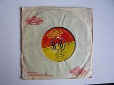 "Chuck Berry Memphis, Tennesse / Let It Rock Pye Int R&B Series 1963 UK 7"" Single"