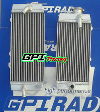 GPI aluminum alloy radiator Kawasaki KX250F KXF250 2009 2010 09 10