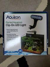 Aqueous Planted Aquarium Clip-on LED Light