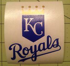Kansas City Royals Decal For Your Yeti Rambler Tumbler Colster