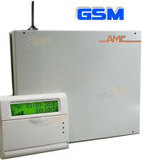 CENTRALE ANTIFURTO AMC ITALIA C24 PLUS GSM TASTIERA KLCD VOICE LCD C24PLUS NEW