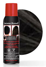 Jerome Russell Spray On Hair Color Thickener 100mL Black