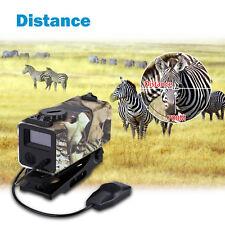 Entfernungsmesser Zielfernrohr Ziel Zielfernrohr Mate Distanzmesser Für Die Jagd