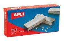 Staples 26/6 (5000) - Apli Agipa