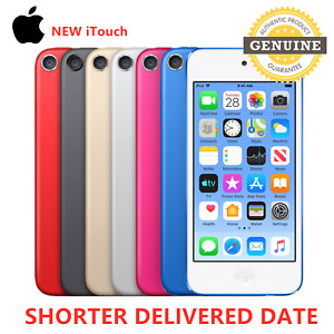 NEW Genuine Apple iPod Touch 7th Gen 256GB ( 6 Colors ) - 1YEAR WARRANTY