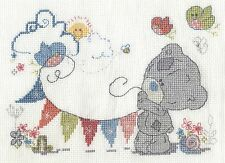"DMC Tiny Tatty Teddy CROSS STITCH KIT ""Fun in the Sun"""