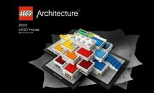 NEW Lego 21037 Architecture LEGO House / House of the Brick DENMARK Pre - Order