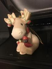 2019 Precious Moments Ornament The Moose Wonderful Time Of The Year #191018 New