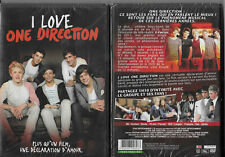 RARE / DVD - ONE DIRECTION : I LOVE LA BIOGRAPHIE HISTORY / NEUF EMBALLE