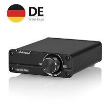 Mini HiFi Leistungsverstärker 2-Kanäle Digital Power Amplifier Stereo Audio Amp