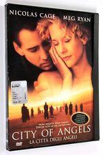 DVD CITY OF ANGELS LA CITTA' DEGLI ANGELI 1998 Drammatico Nicolas Cage Meg Ryan