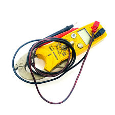Fieldpiece Sc 45 Mini Clamp Meter With Temperature With Test Leads Ergonomic Shape
