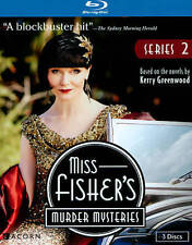 Miss Fisher's Murder Mysteries, Series 2 [Blu-ray]