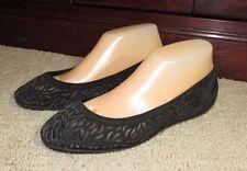 Diane von Furstenberg Suede Laser Cut Flats discount sneakernews clearance fashionable nDyiw