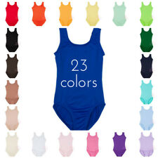 The Leotard Boutique Sleeveless Tank Leotard for Infants, Toddlers & Girls