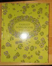 Readers Digest Music Book Family Songbook Piano Guitar & Organ