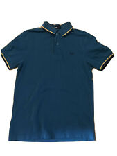 Mens Fred Perry Polo Shirt Size Xs