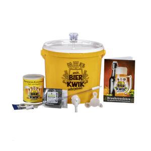 """Bier-Kwik® Brauset """"Einsteiger"""" - HELL - Bier selber brauen - Bierbrauset"""