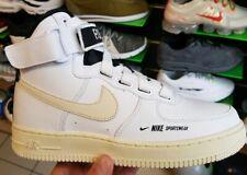 Nike Wmns Air Force 1 High Utility Gr 41 WEIß/SCHWARZ NEU SCHUHE