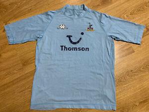Tottenham Hotspur 2003/2004 Away Football Shirt Jersey Kappa Size XL